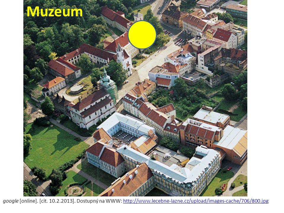 Muzeum google [online]. [cit. 10.2.2013].